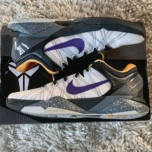 Nike Kobe Bryant 7 VII Lakers 488371-103 Zoom 10